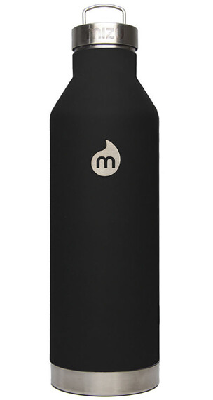 MIZU V8 Insulated Bottle 800 ml ST Black